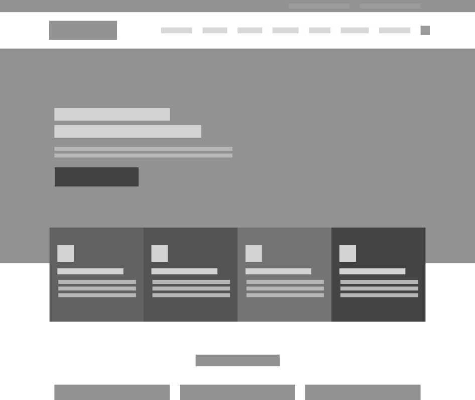 makiety strony www